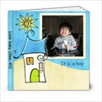 lixin 4 year - 6x6 Photo Book (20 pages)
