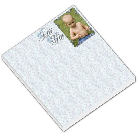 Love You Small Memo By Deborah   Small Memo Pads   P56utx5y0b1g   Www Artscow Com