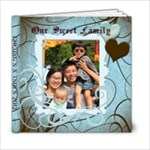 Cheung x Tsoi - 6x6 Photo Book (20 pages)