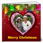 Christmas Theme Photo Book - 12x12 Photo Book (20 pages)