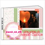 A  - 7x5 Photo Book (20 pages)