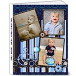 KELLENS FIRST YEAR BOOK 2 - 8x10 Deluxe Photo Book (20 pages)
