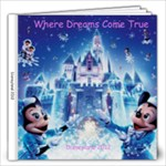 Disneyland2012 - 12x12 Photo Book (20 pages)