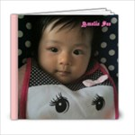 Amelie 2 - 6x6 Photo Book (20 pages)