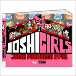 JOSHIGIRLS - 9x7 Photo Book (20 pages)