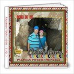 PALAWAN 2012 - 8x8 Photo Book (20 pages)