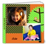 Mia - 8x8 Deluxe Photo Book (20 pages)