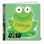 Kaleigh 2012 - 8x8 Photo Book (20 pages)
