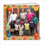 Uganda122012 - 6x6 Photo Book (20 pages)
