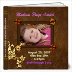 Madison Paige Smith - 12x12 Photo Book (20 pages)