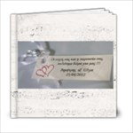 roz-maria - 6x6 Photo Book (20 pages)