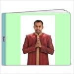 Gopal 2 - 7x5 Photo Book (20 pages)