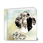 Wedding Deluxe Photobook (4*4) - 4x4 Deluxe Photo Book (20 pages)