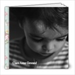 Clare bear - 8x8 Photo Book (20 pages)