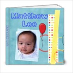 matthew - 6x6 Photo Book (20 pages)