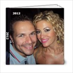 niki-2012 - 6x6 Photo Book (20 pages)