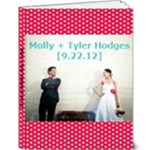 MomWeddingAlbum - 9x12 Deluxe Photo Book (20 pages)