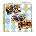 Chui Family - 6x6 Photo Book (20 pages)