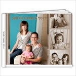 hannah 1-2 years - 9x7 Photo Book (20 pages)