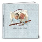 Mom and Dad Odds and Ends - 8x8 Photo Book (20 pages)