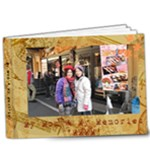 Photo book1 - 9x7 Deluxe Photo Book (20 pages)