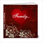 Family album - 6x6 Photo Book (20 pages)
