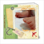 little baby - 6x6 Photo Book (20 pages)