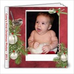 Old Time Christmas 8x8 - 8x8 Photo Book (20 pages)