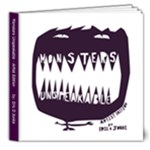 Monsters Unspeakable - 8x8 Deluxe Photo Book (20 pages)