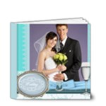 wedding blue - 4x4 Deluxe Photo Book (20 pages)
