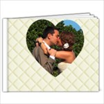 wedding 1 - 9x7 Photo Book (20 pages)