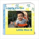 Lovely Corliss 1 - 6x6 Photo Book (20 pages)