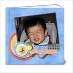 Kenji - 6x6 Photo Book (20 pages)