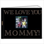 new MOMMYS BOOK - 11 x 8.5 Photo Book(20 pages)