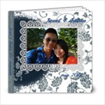 janet n anton 1 - 6x6 Photo Book (20 pages)