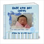 baby rex - 6x6 Photo Book (20 pages)
