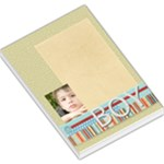 kids  bo - Large Memo Pads