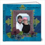 Berkowitz pesach 2012 - 8x8 Photo Book (20 pages)