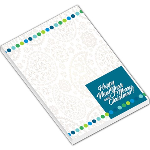 Happy Day By Man   Large Memo Pads   Gookmwwj05lw   Www Artscow Com