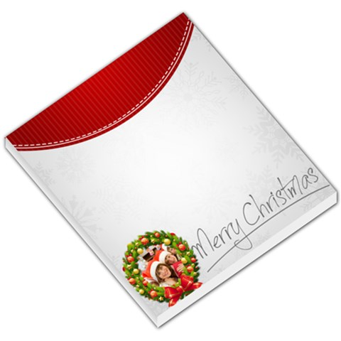 Merry Christmas By Mac Book   Small Memo Pads   A52iiswc6ti7   Www Artscow Com