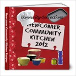Newcomer Community Kitchen - 8x8 Photo Book (30 pages)