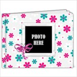 Color Splash 7x5 Album - 7x5 Photo Book (20 pages)