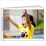 2 years old - 7x5 Photo Book (20 pages)