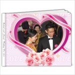 cedric and jenny s wedding - 7x5 Photo Book (20 pages)