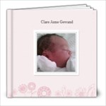 Clare - 8x8 Photo Book (20 pages)