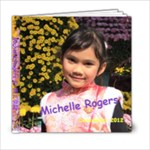 flower dec - 6x6 Photo Book (20 pages)