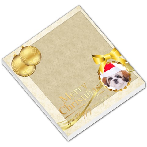 Happy Pet By Betty   Small Memo Pads   Bw4v6xuutsvz   Www Artscow Com