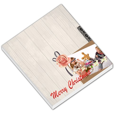 Xmas By Betty   Small Memo Pads   P2dvmaof0i8g   Www Artscow Com