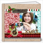 merry christmas - 12x12 Photo Book (20 pages)
