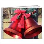 2012 Christmas Book - 9x7 Photo Book (20 pages)